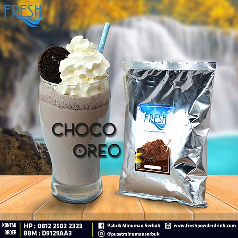 img FRESH - Choco Oreo-min