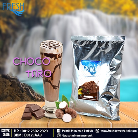 img FRESH - Choco taro-min