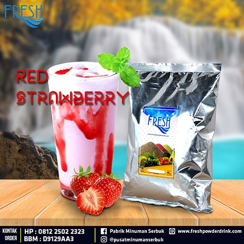 img FRESH - Red Strawberry-min