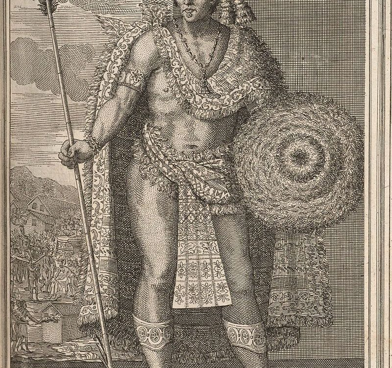 img King of Aztec, Montezuma II