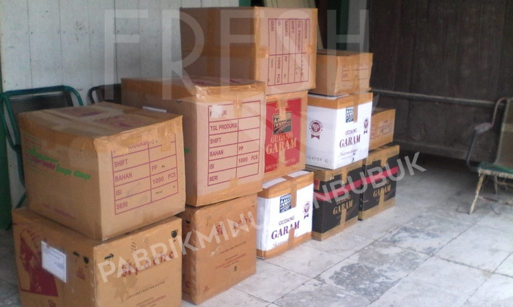 paket bubuk minuman fresh powder drink