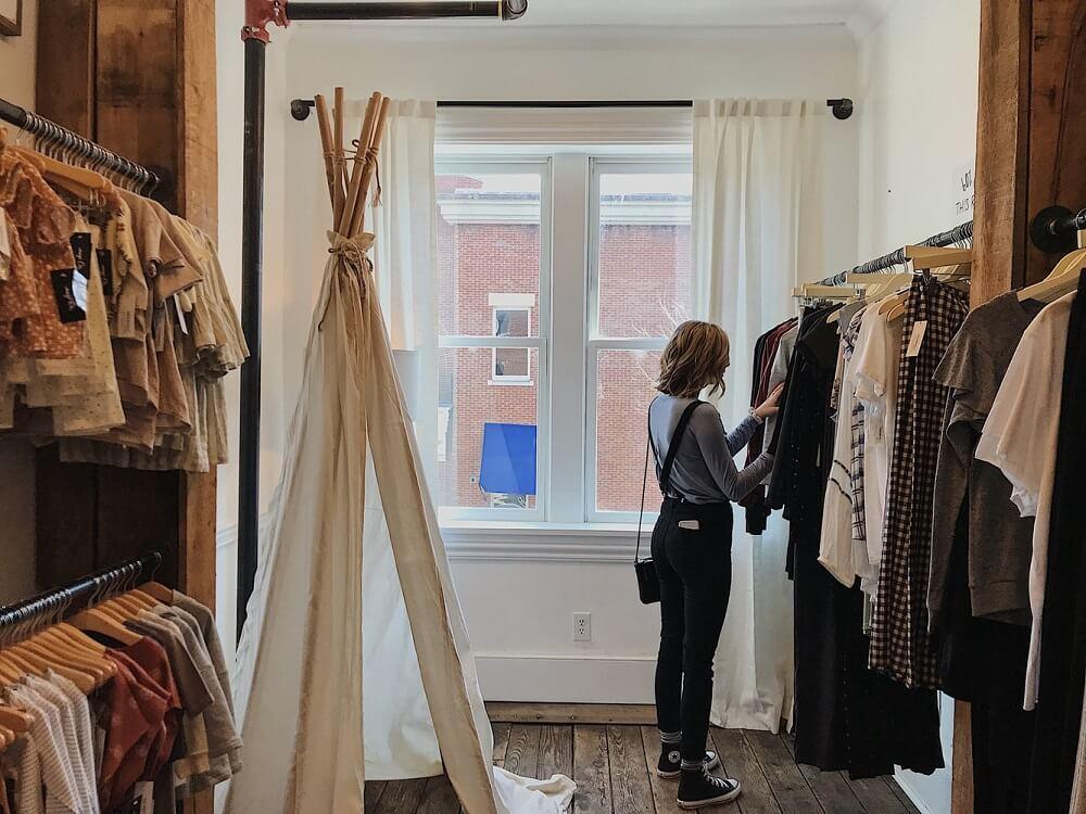 gambar clothing line buka peluang usaha baru