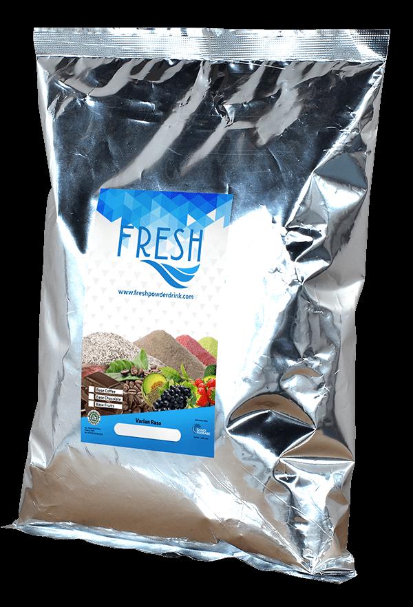 bubuk kiloan fresh powder