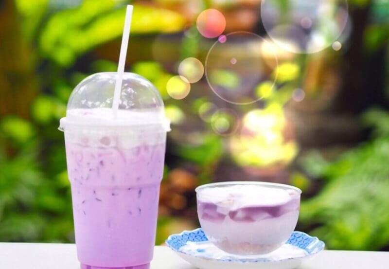 Jenis Minuman Taro Drink